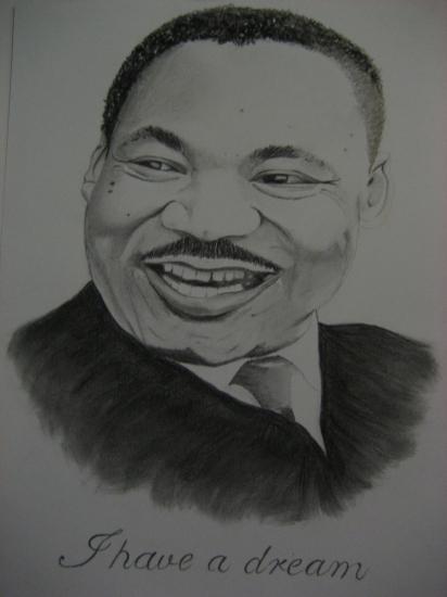 Martin Luther King por raisa